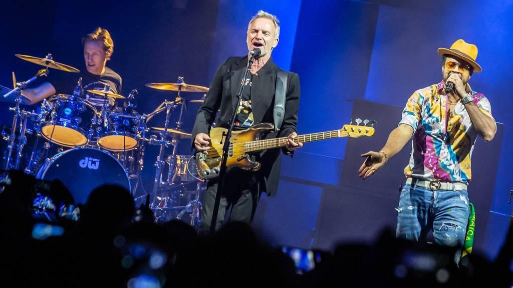 Koncert Stinga ve Slavkově u Brna se ruší. Sting je v péči lékařů