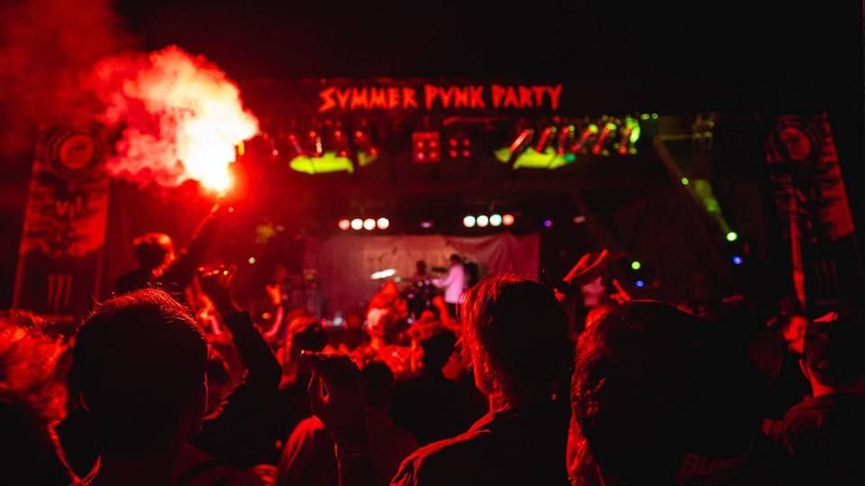 Summer Punk Párty ve Volyni láká na Get The Shot nebo Total Chaos