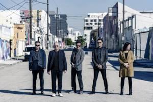 Koncert New Order v Praze se blíží k vyprodání, zbývá 200 vstupenek. Předkapelou budou čínští Stolen