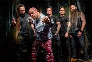 Metalový Valentýn: Five Finger Death Punch a Megadeth obsadí v únoru pražskou Tipsport arénu