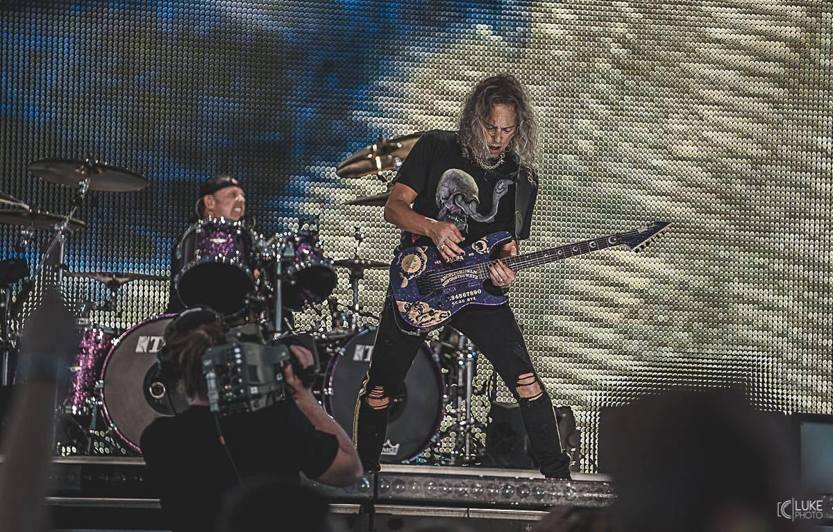 Metallica je oficiálně největší metalovou kapelou na světě