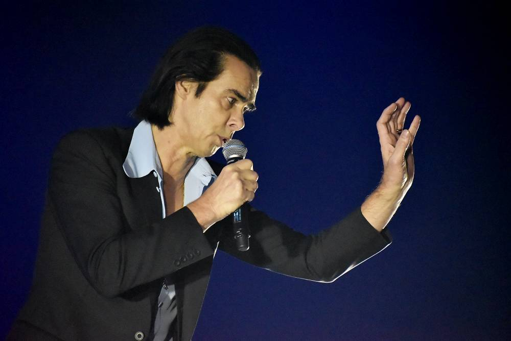 Nick Cave se vrátí do O2 areny s jedním ze svých nejlepších alb