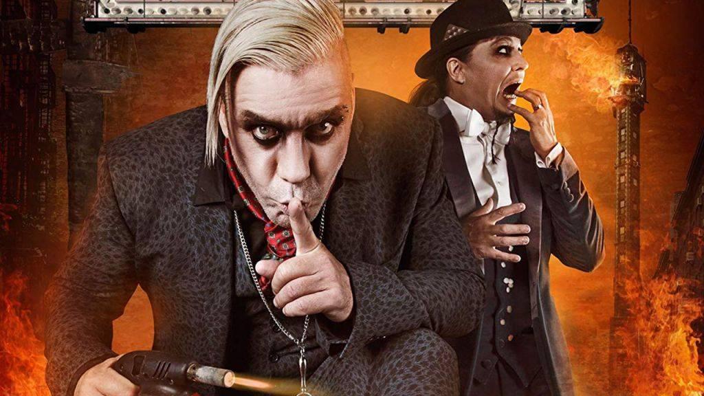 AUDIO: Zpěvák Rammstein Till Lindemann vydal nový song ze sólovky. Poslechněte si ho