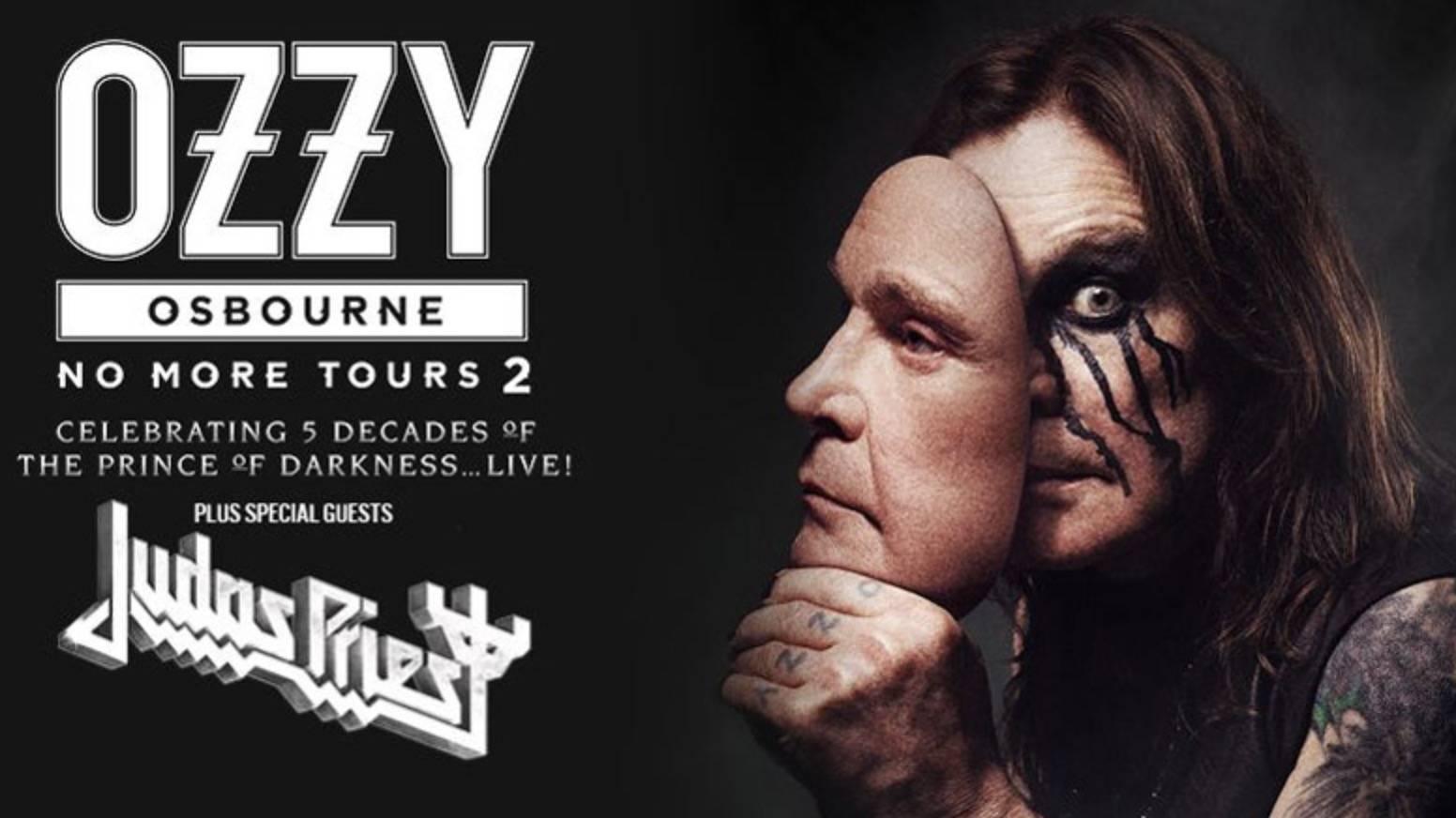 Ozzy Osbourne už má nový termín pražského koncertu. Vystoupí v listopadu 2020
