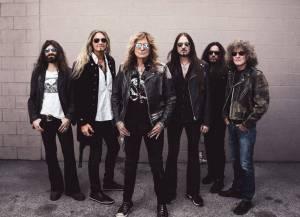 Whitesnake a Europe si společně podmaní Brno