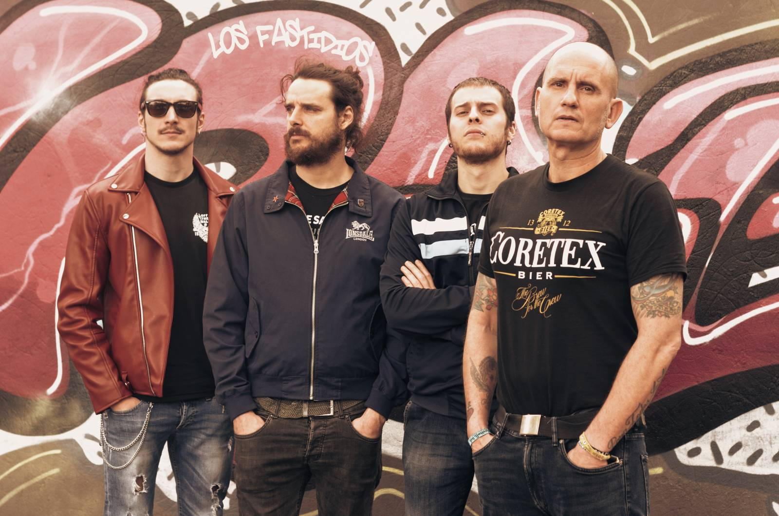 Oi-punk z Itálie se před koncem roku vrací do Prahy. Los Fastidios zahrají v Rock Café
