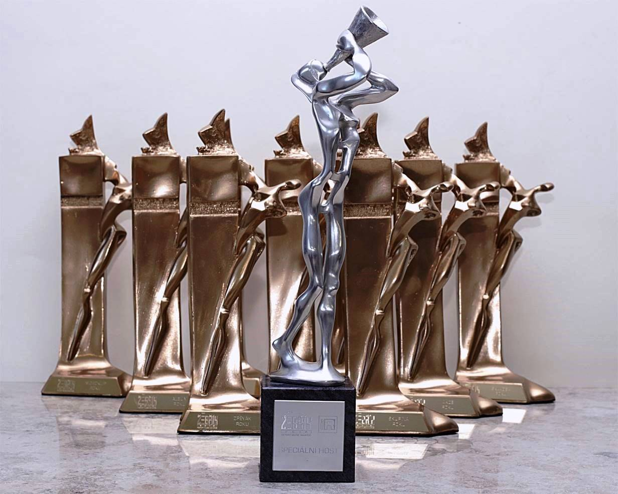 Hudební ceny Žebřík odstartovaly! Výsledky ankety budou vyhlášeny 13. března v Plzni