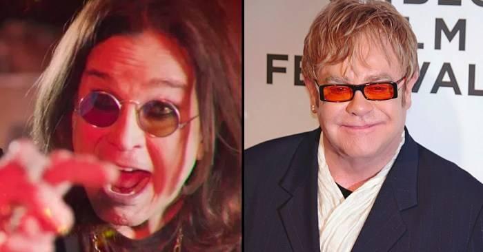 Ozzy Osbourne nečekaně spolupracuje na nové skladbě s Eltonem Johnem