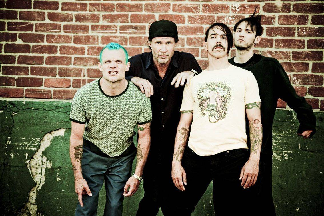 Red Hot Chili Peppers pracují na novém albu s Johnem Frusciantem