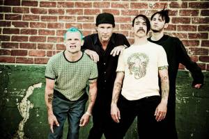 Red Hot Chili Peppers pracují na novém albu s Johnem Frusciantem