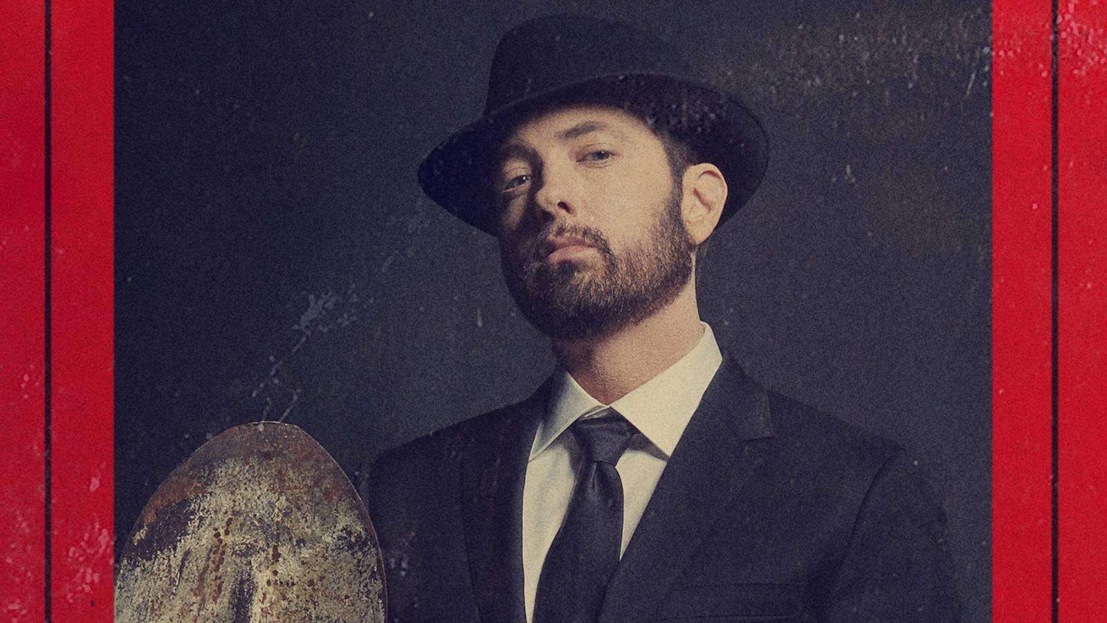 Eminem nečekaně vydal nové album. Hostuje na něm i Ed Sheeran a vyvolalo několik kontroverzí