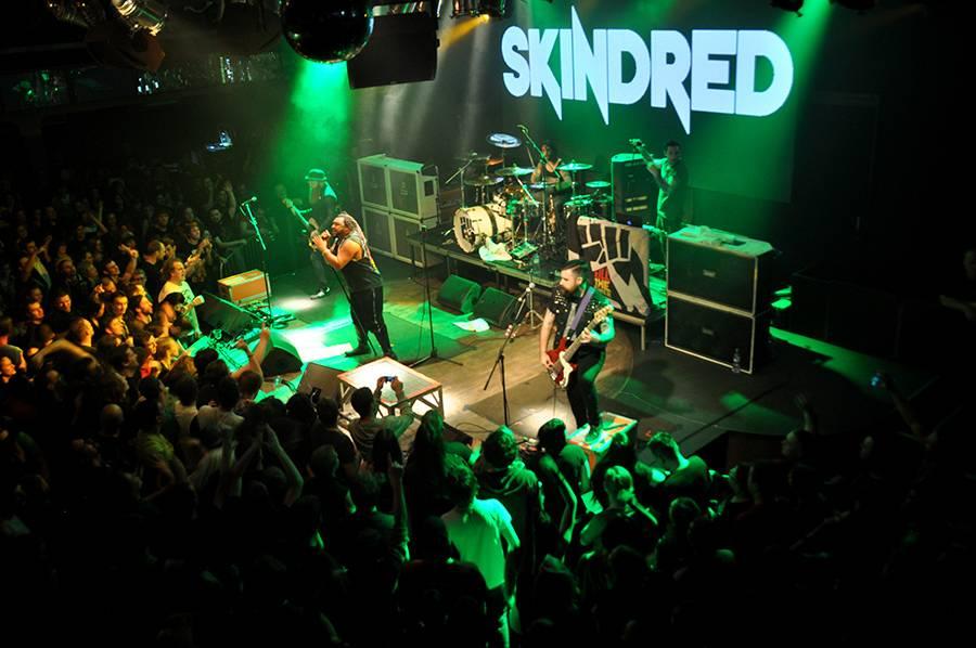 Festival Rockový Slunovrat oznamuje prvního headlinera. Přijedou Skindred