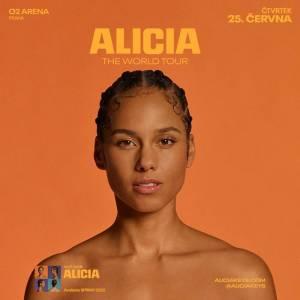 Alicia Keys představí své nové album v Praze. O2 arenu obsadí v červnu