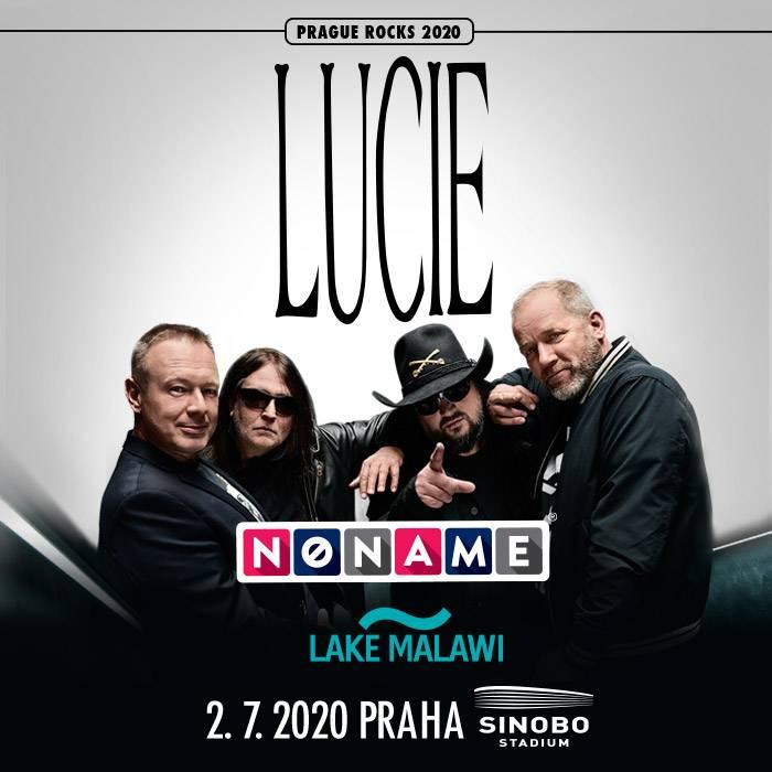 Festival Prague Rocks bude letos československý. Vystoupí Lucie, No Name či Lake Malawi