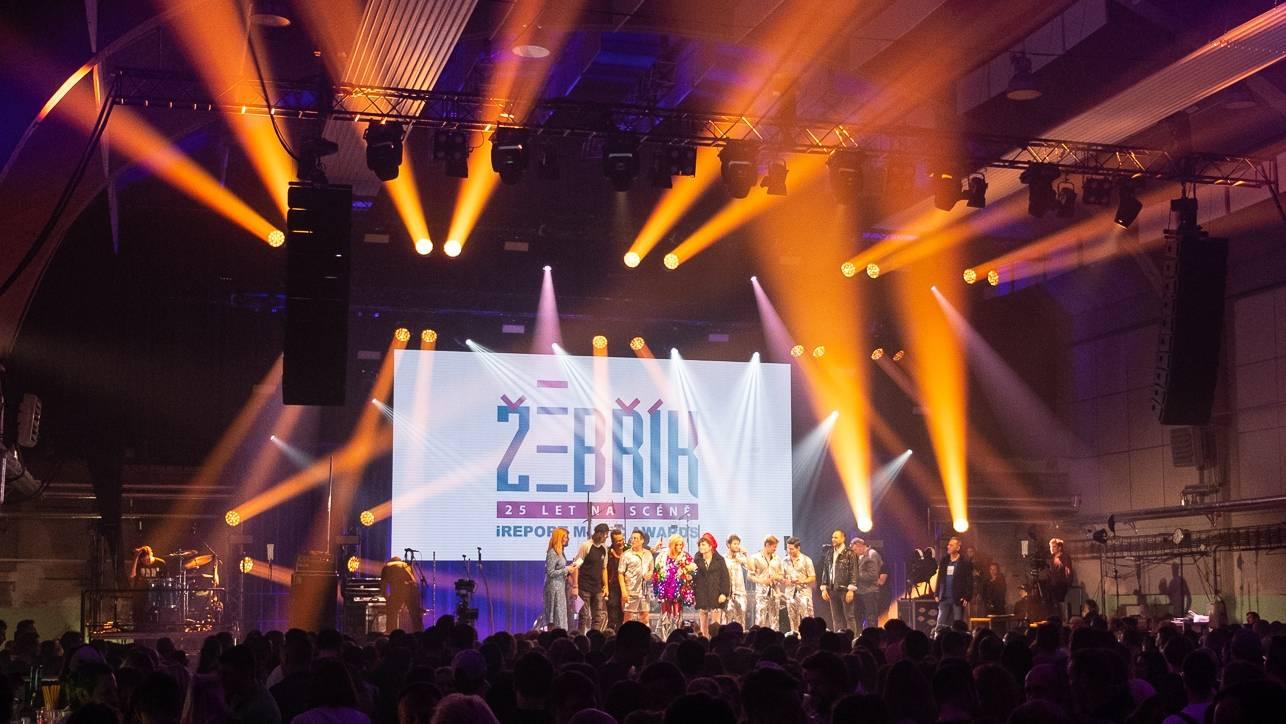 Žebřík: Nejvíc nominací má Tomáš Klus, uspěli i Dymytry, Mirai, Mňága a Žďorp, Monkey Business, Mydy Rabycad, Vojta Dyk či Vypsaná fixa