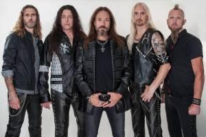 Hammerfall vyráží na turné. V únoru se zastaví v Praze ve Foru Karlín