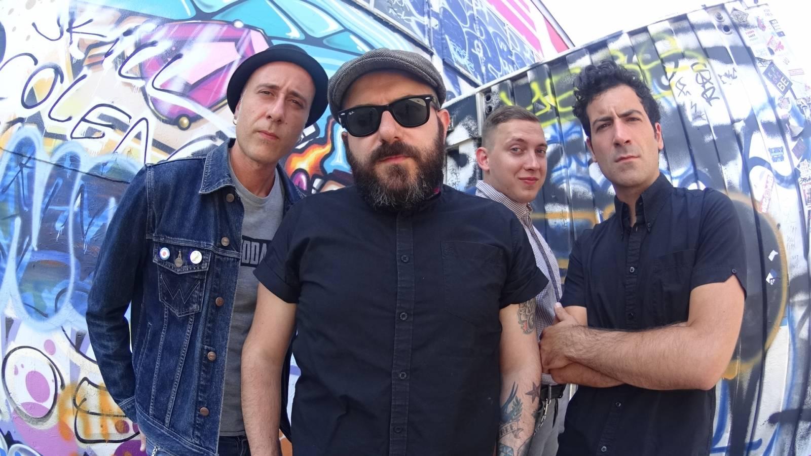 The Offenders představí v Rock Café novou desku