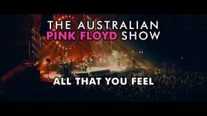Nejslavnější tributní Pink Floyd kapela z Austrálie se vrací do ČR s novou show All That You Feel