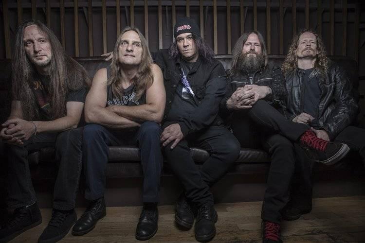 Pozitivní: Zpěvák thrashových Testament má COVID-19, nakažen je také kytarista Slayer nebo producent Ozzyho Osbourna