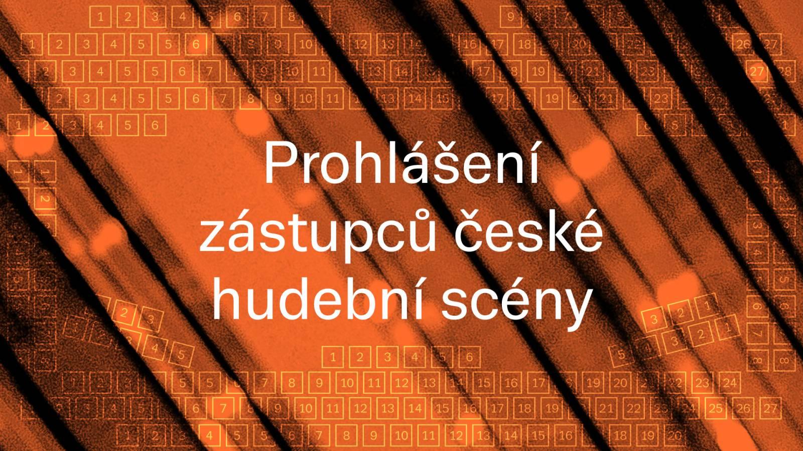 Česká hudba potřebuje pomoc. Profesní organizace navrhují bezúročné půjčky, trvalé odložení EET nebo podporu streamingu