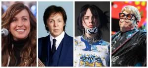 Elton John, Paul McCartney, Eddie Vedder, Billie Eilish a mnozí další zahrají také českým zdravotníkům a nemocným