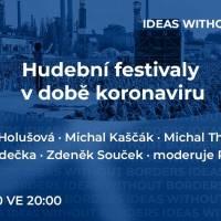 Jak to bude s festivaly? Ředitelé českých a slovenských přehlídek diskutují o budoucnosti