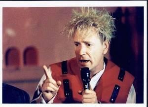 Johnny Rotten jako pečovatel na plný úvazek. Zpěvák Sex Pistols promluvil o nemoci své ženy