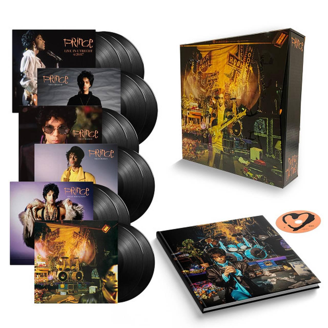 Rabování archivů. Vyjde 45 neslyšených písní od Prince