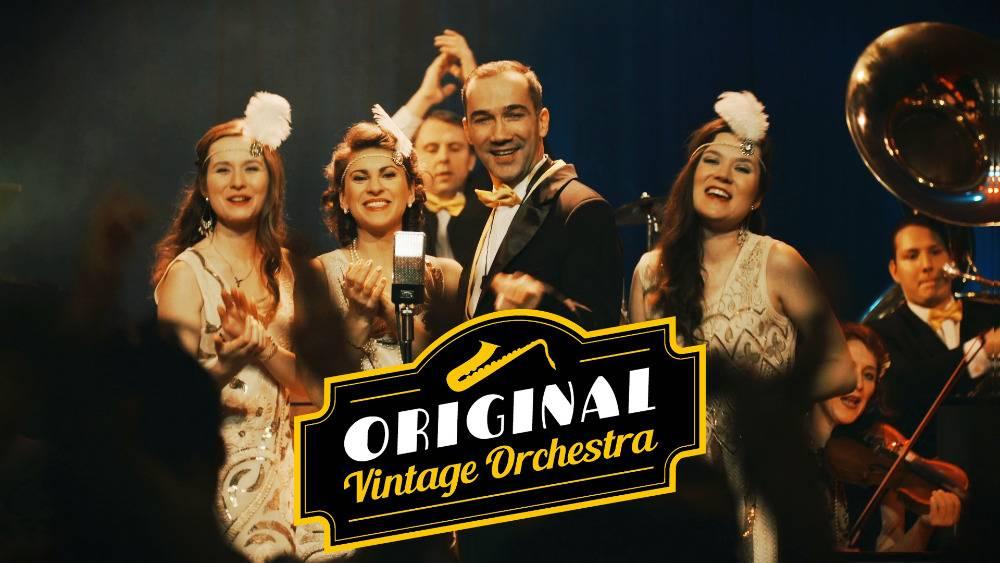 Original Vintage Orchestra rozvíří v Lucerně velkolepou show. Tři sta vstupenek věnuje zdravotníkům