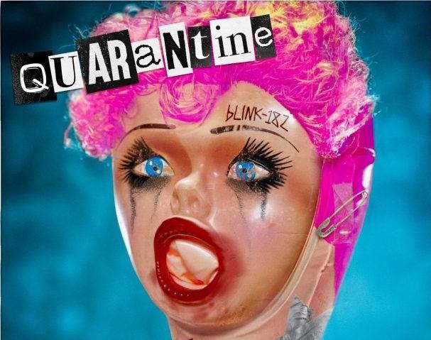 Blink-182 vydali singl Quarantine. Matt Skiba na něm nehraje