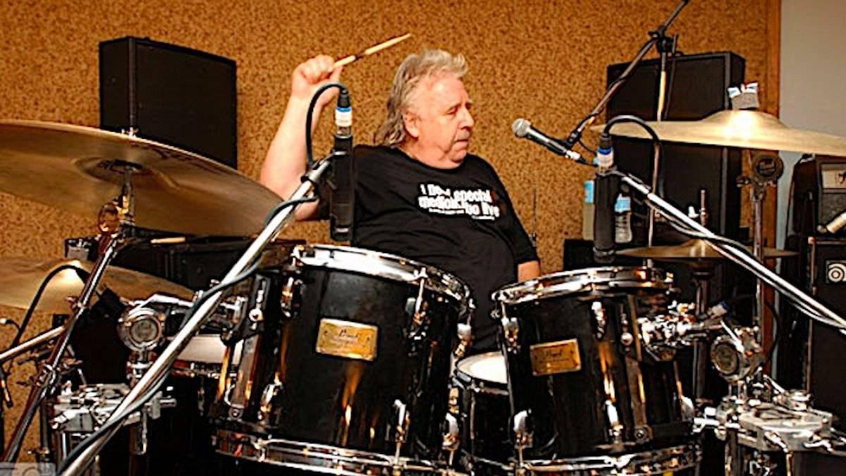 Zemřel Lee Kerslake. Bubeník Ozzyho Osbourna a Uriah Heep