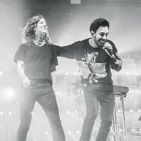 Mike Shinoda živě produkoval píseň české zpěvačky Lenny