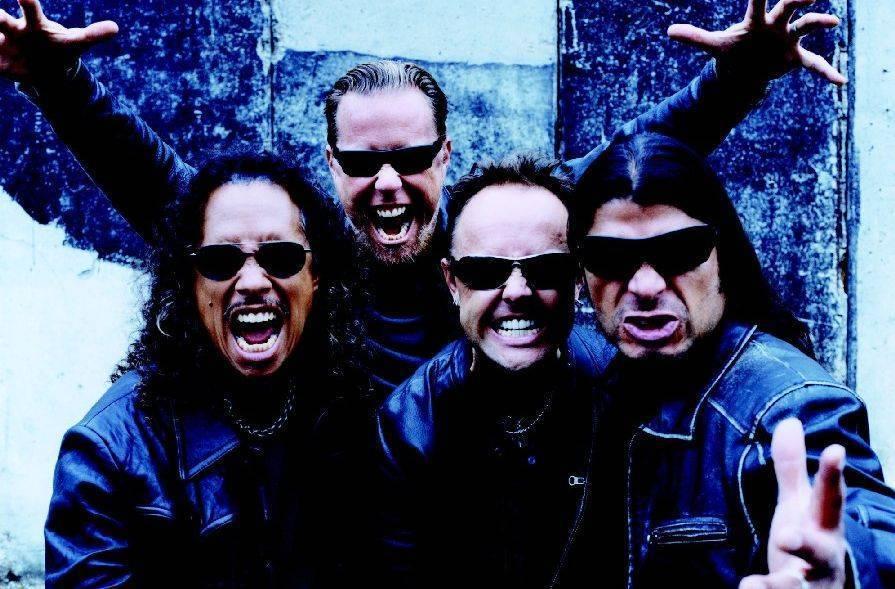 Metallica má na