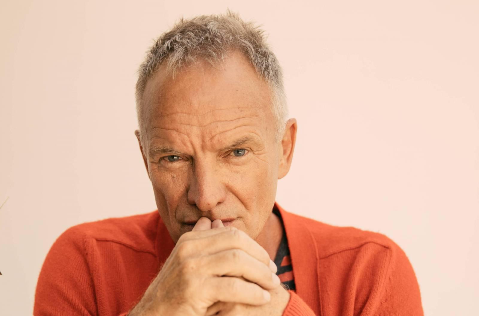 Sting vydá nové album, představil z něj romantickou píseň If It's Love