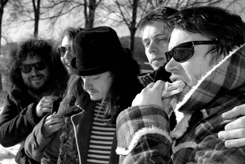 Nová kapela Neruda vydá desku