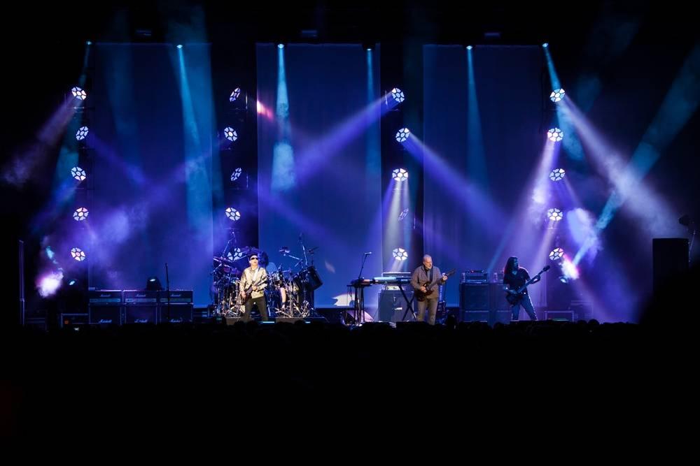 LIVE: Joe Satriani byl v Praze strhující, zasloužil by ale větší kotel