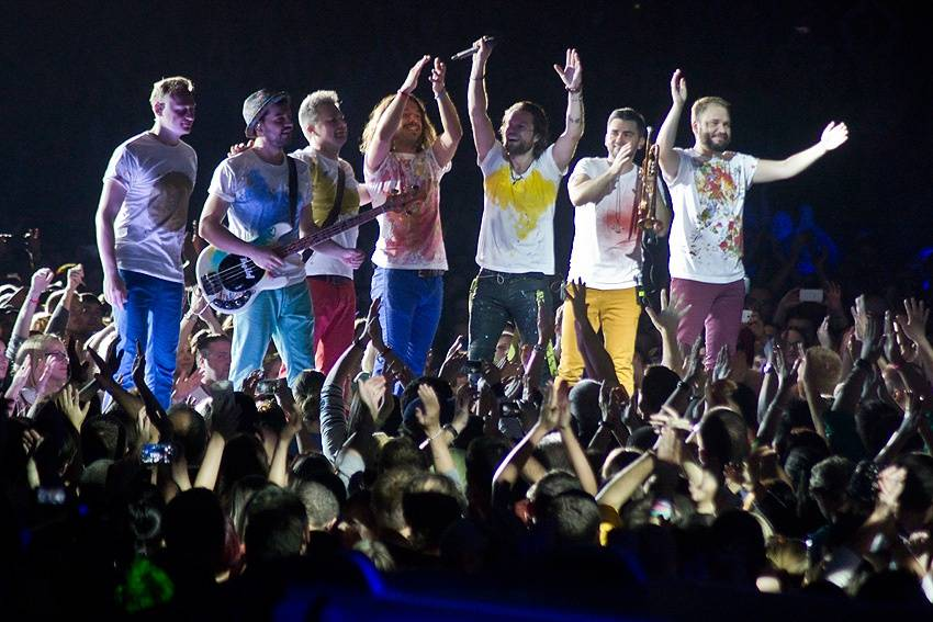 LIVE: Kryštof předvedli v Brně světovou show