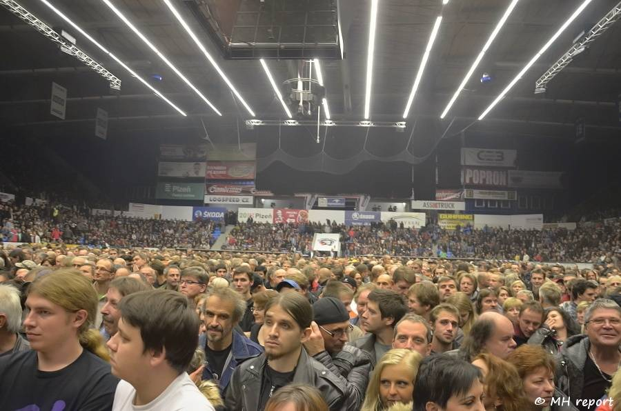 LIVE: Deep Purple v Plzni neohromili, ale ani nezklamali