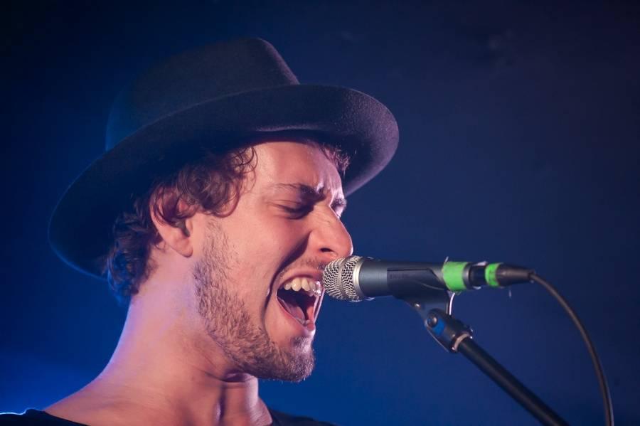 LIVE: Kensington v Praze: Rock Café na vlně strhující holandské kytarovky