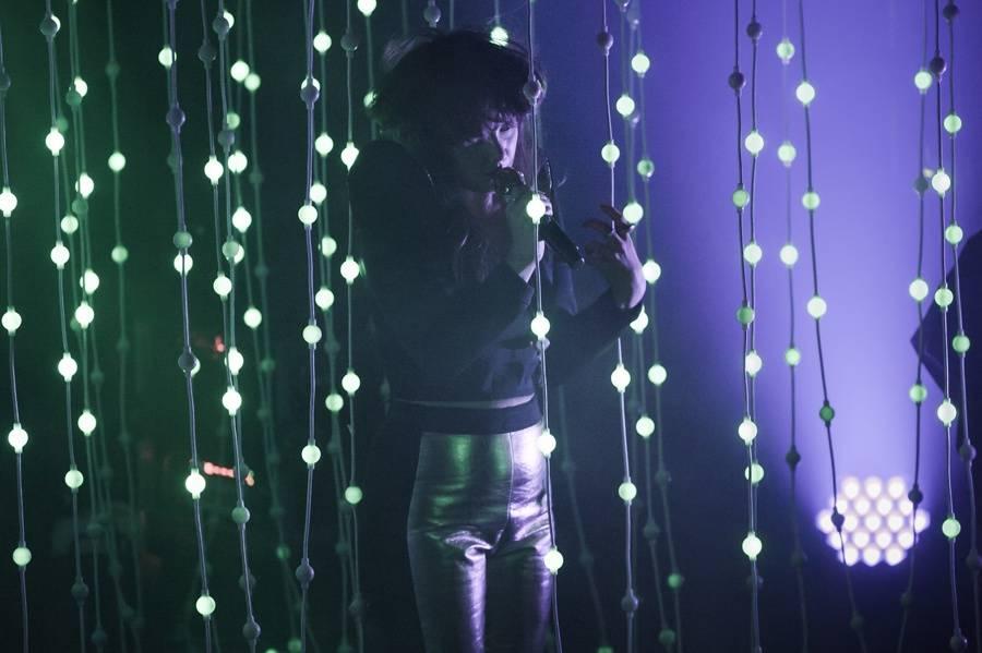 LIVE: Purity Ring: vaše světlo v lese
