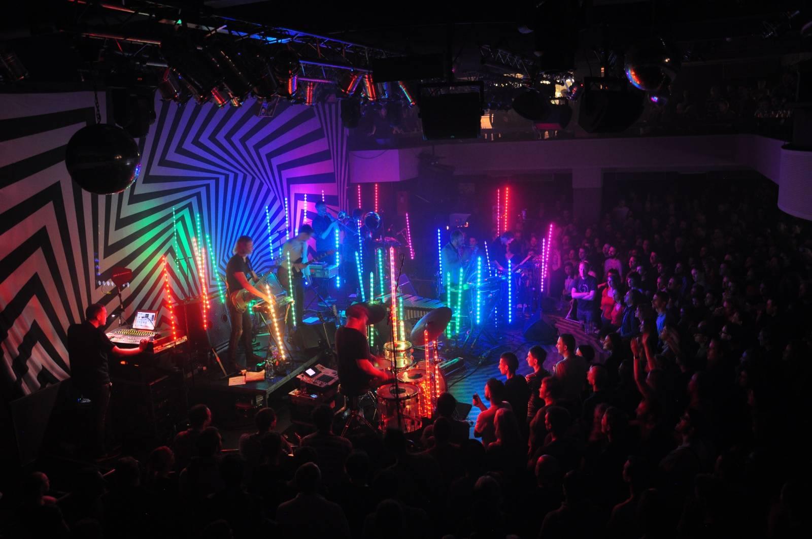 LIVE: Jaga Jazzist rozsvítili pražský Lucerna Music Bar