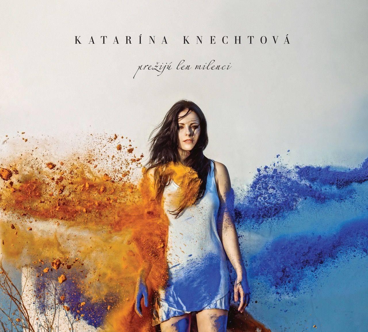 RECENZE: Katarína Knechtová ví, jak vyzrát na písničky o lásce