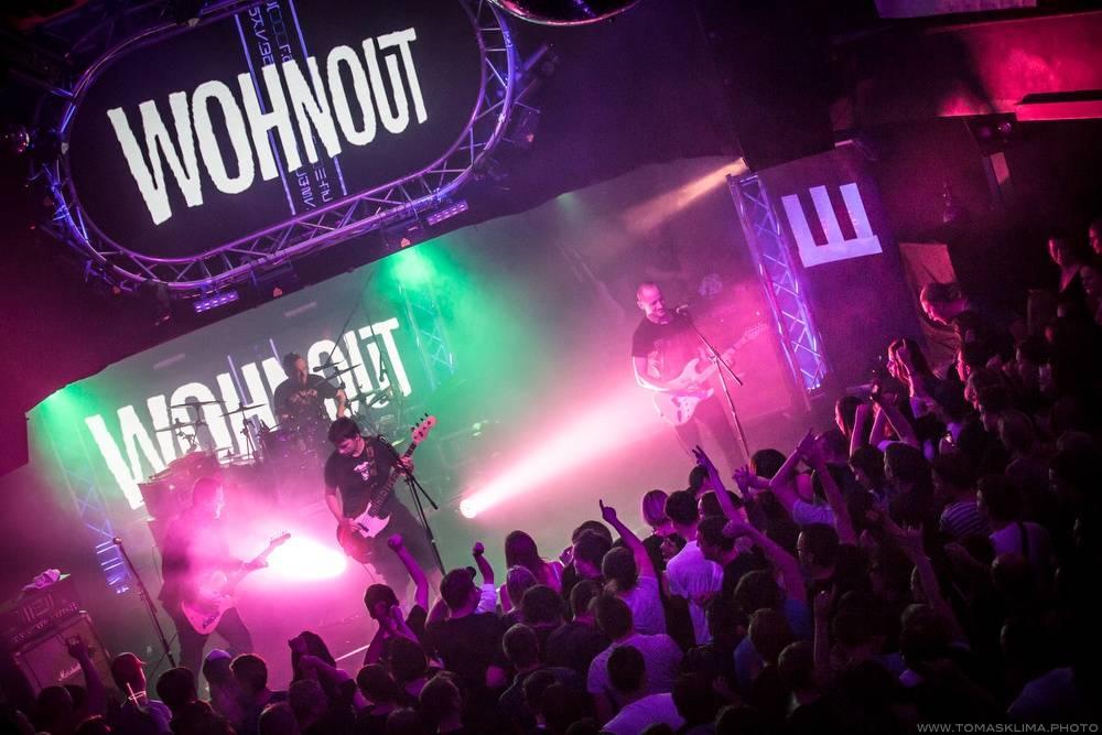LIVE: Wohnout naservírovali Praze to nejlepší ze svého repertoáru