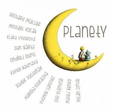 RECENZE: Astronomie jinak. Písně o Planetách Mateje Benka si zamilují děti i jejich rodiče