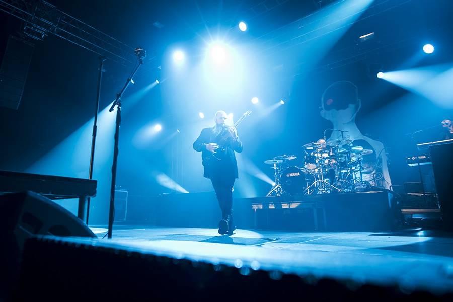 LIVE: Three Days Grace v Praze nenechali nadšené fanoušky vydechnout
