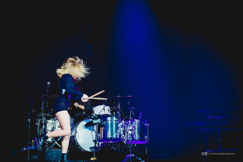 LIVE: Ellie Goulding uvrhla Prahu do deliria štěstí a pozitivní energie