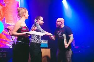 LIVE: Pátý ročník cen Vinyla aneb Jak se kotlíkáři protancovali k nerd technu
