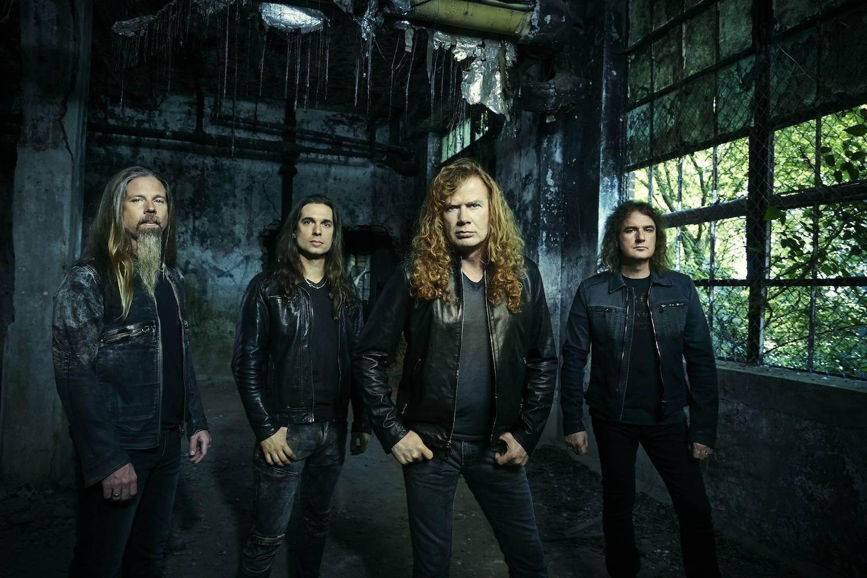 RECENZE: Megadeth změny v sestavě svědčí