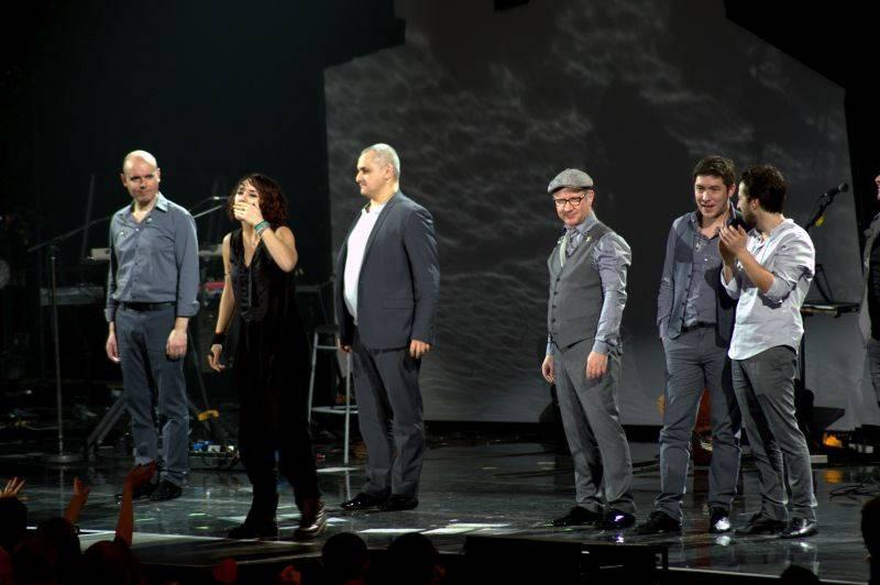 LIVE: Šarmantní Zaz provedla Paříží i Brno