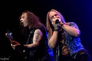 LIVE: Helloween a do starého železa? V žádném případě! Forum Karlín jim leželo u nohou